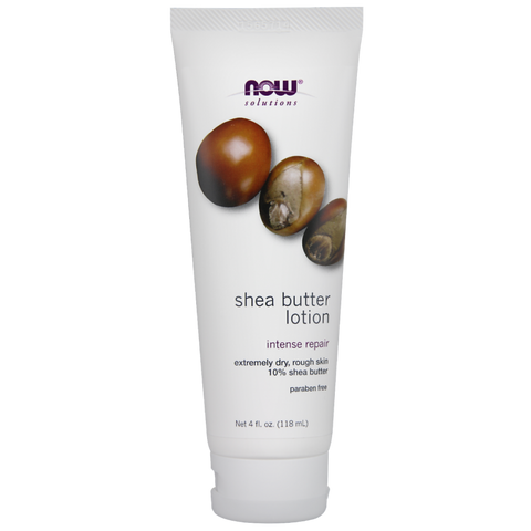 NOW Shea Butter Lotion