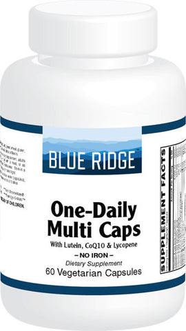 Blue Ridge One-Daily Multi Caps