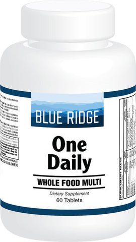 Blue Ridge One Daily Whole Food Multi
