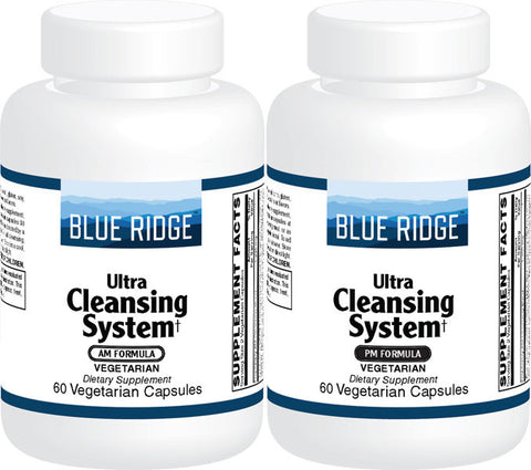 Blue Ridge Ultra Cleansing System AM/PM
