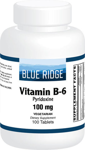 Blue Ridge Vitamin B-6