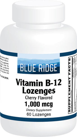 Blue Ridge Vitamin B-12 Lozenges