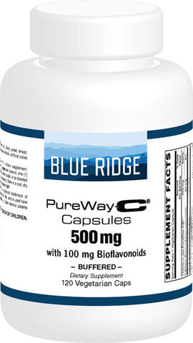 Blue Ridge PureWay-C Capsules with Bioflavonoids