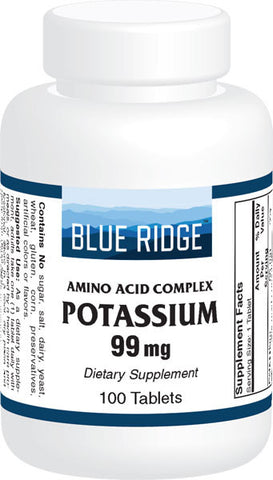 Blue Ridge Potassium (Amino Acid Complex)