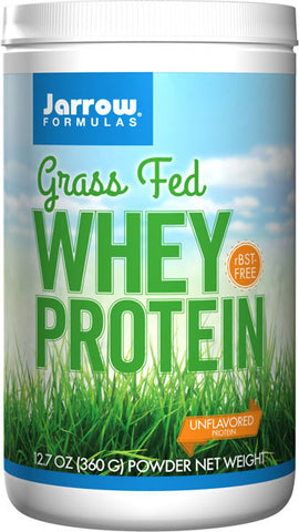 Jarrow Formulas Grass Fed Whey - Unflavored