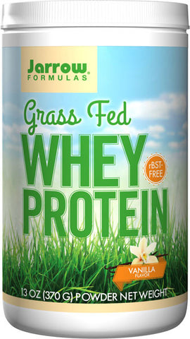 Jarrow Formulas Grass Fed Whey - Vanilla