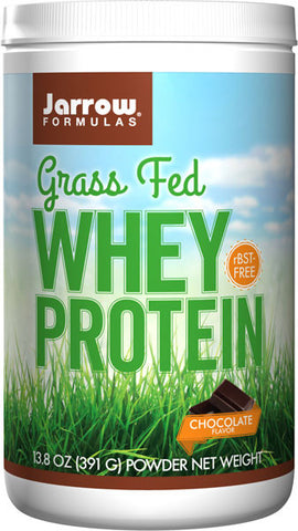 Jarrow Formulas Grass Fed Whey - Chocolate