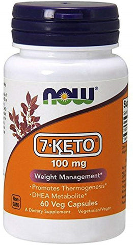 NOW 7-KETO 100mg