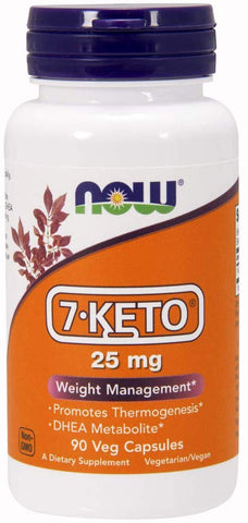 NOW 7-KETO 25 mg