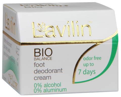 NOW Solutions Lavilin Foot Deodorant Cream