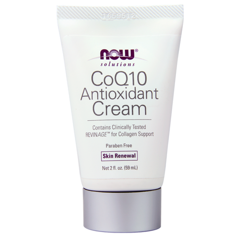 NOW CoQ10 Age Defying Moisturizer
