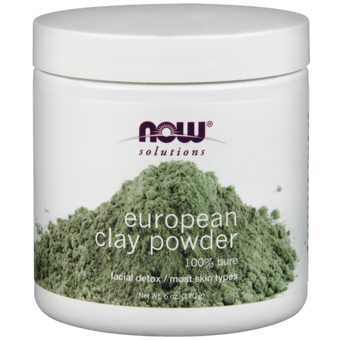 NOW European Clay Powder