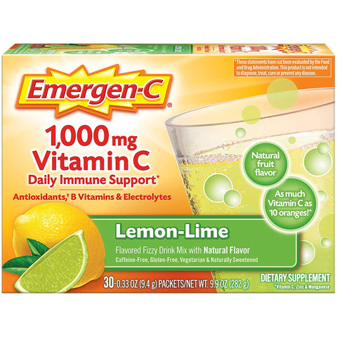 Alacer Emergen-C - Lemon-Lime