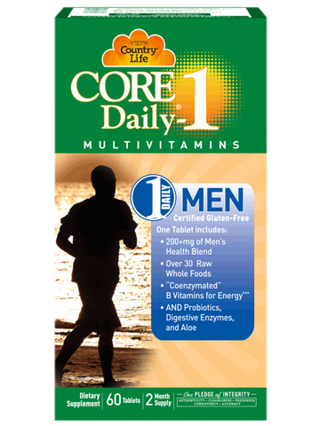 Country Life Core Daily-1 for Men