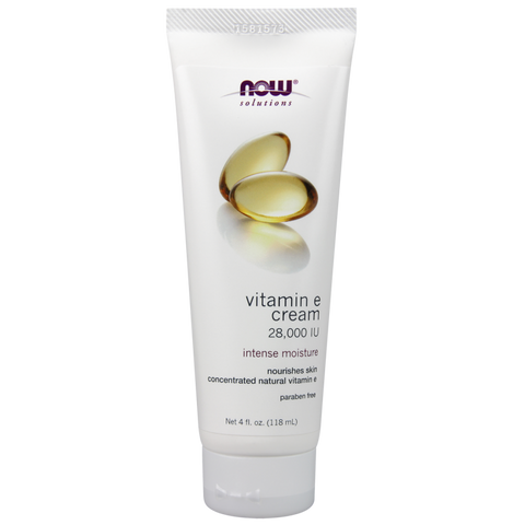 NOW Vitamin E Cream 28,000 IU