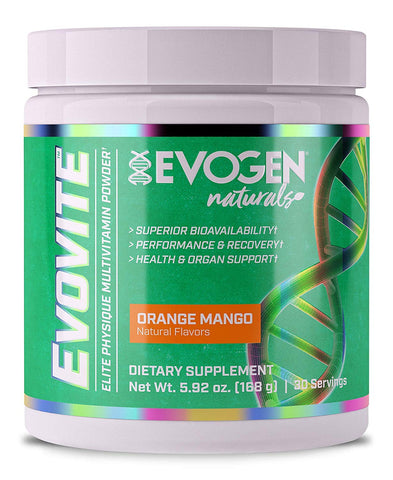 Evogen Evovite - Orange Mango