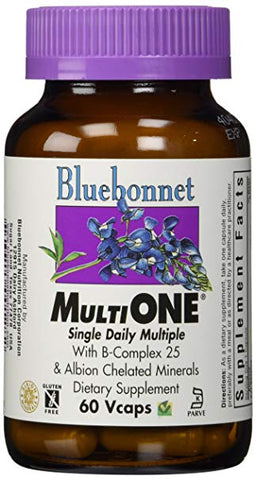 Bluebonnet Nutrition Multi One
