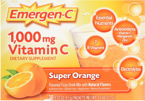 Emergen-C - Super Orange