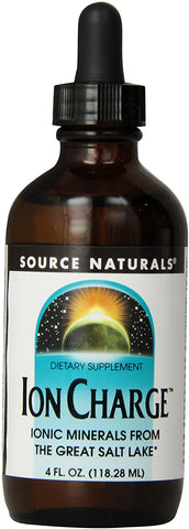 Source Naturals Ion Charge Liquid Trace Minerals