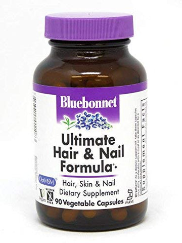 Bluebonnet Nutrition Ultimate Hair & Nail Formula