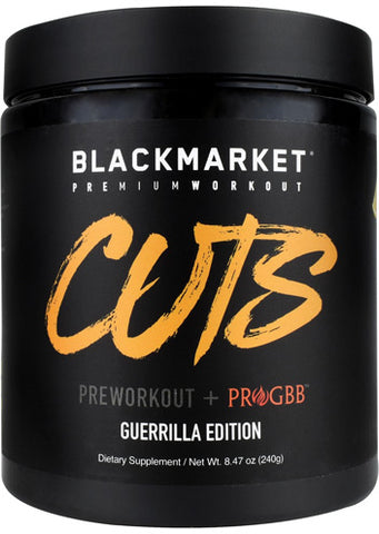 Blackmarket Labs CUTS Guerrilla Edition