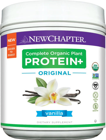 New Chapter Plant Protein+