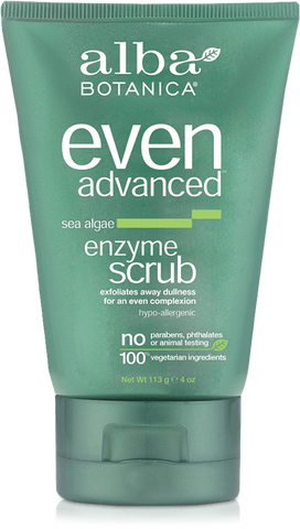 Alba Botanica Even Advanced Sea Algae Enzyme Scrub
