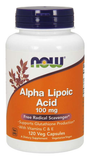 NOW Alpha Lipoic Acid 100 mg
