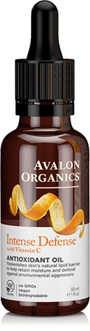 Avalon Organics Intense Defense with Vitamin C Antioxidant Oil
