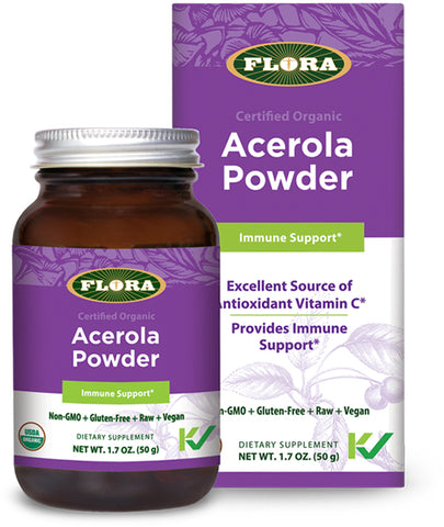 Flora Acerola Powder