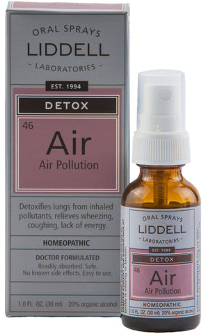 Liddell Laboratories Detox - Air Pollution (Air)