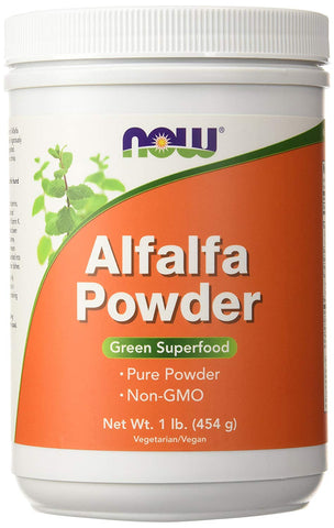 NOW Alfalfa Powder