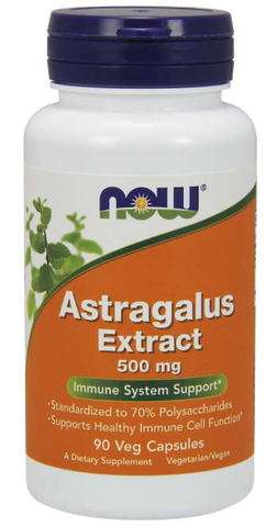 NOW Astragalus Extract