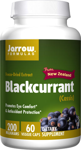 Jarrow Formulas Blackcurrant Freeze-Dried Extract