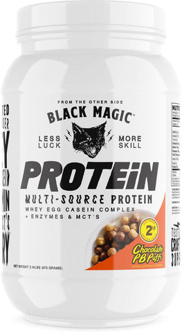 Black Magic Supple Multi-Source Protein