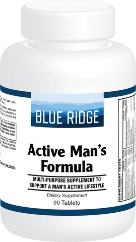 Blue Ridge Active Man's Formula