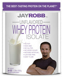 Jay Robb Whey Protein Isolate