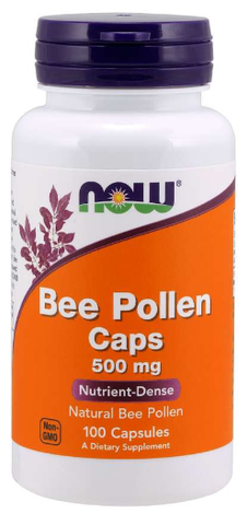 NOW Bee Pollen 500mg