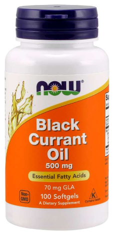 NOW Black Currant Oil
