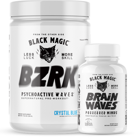 Black Magic Supply Mental Magic Stack