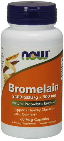 NOW Bromelain 500 mg