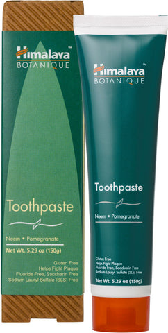 Himalaya Botanique Original Neem & Pomegranate Toothpaste