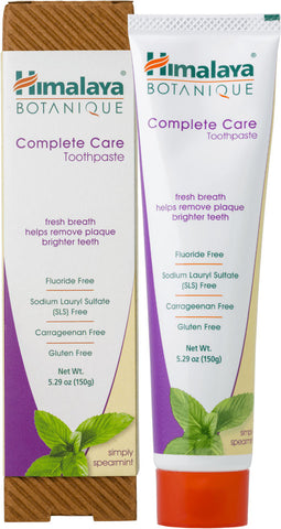Himalaya Botanique Simply Spearmint Complete Care Toothpaste