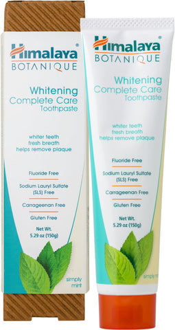 Himalaya Botanique Simply Mint Whitening Toothpaste