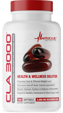 Metabolic Nutrition CLA 3000