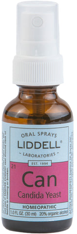 Liddell Laboratories Candida Yeast (Can)