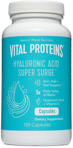 Vital Proteins Hyaluronic Acid Super Surge