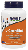 NOW L-Carnitine 1000 mg