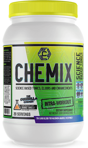 Chemix Science-Based Intra-Workout