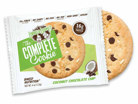 The Complete Cookie - Coconut Chocolate Chip